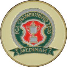 2006 PGA Championship MEDINAH Flat BALL MARKER