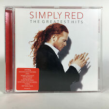 Simply Red Greatest Hits Music CD Album ⭐ FREE POST ⭐