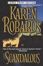 Scandalous: By Robards, Karen