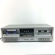 Sanyo RD W40 Cassette Deck