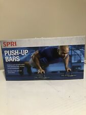 Push Up Bars Push up stand by SPRI - NEW- US seller, Same day Free Ship