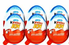 New Kinder Joy with Surprise Eggs in Toy & Chocolate For Boys - 6 x Eggs India