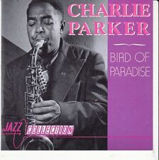 CD ALBUM  CHARLIE PARKER *BIRD OF PARADISE*