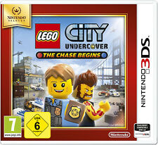 Nintendo 3DS LEGO City Undercover: The Chase Begins NEU&OVP