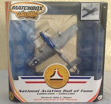 North American P-510 Mustang Diecast military plane Matchbox Collectibles New