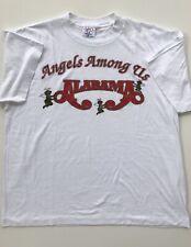 7673096b Vintage Alabama Band Angels Among Us Single Song T-Shirt | Size: XL