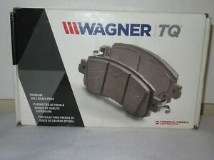 WAGNER TQ MX153 ThermoQuiet Semi-Metallic Front Disc Brake Pad Set New