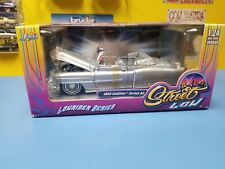 "JADA  STREET LOW 1953 CADILLAC CONVERTIBLE  SERIES 62  SILVER  ""NEW"""