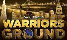 Golden State Warriors oakland is warriors ground Flag Banner