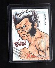 X-Men Archives Anthony Wheeler sketch card