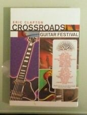 ERIC CLAPTON CROSSROADS GUITAR FESTIVAL  DVD NEW