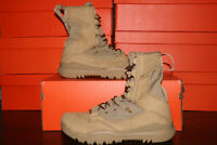 "Nike Tactical SFB Field 2 8"" Shoes Boots AO7507-200 Desert Men's Size NEW"