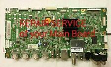 MITSUBISHI WD73840  WD82840 WD92840 Main Board REPAIR SERVICE blinking,HDMI
