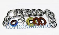 REAR DIFFERENTIAL BEARING & SEAL KIT POLARIS RZR RAZOR 570 EFI 4X4 4WD 2012-2017
