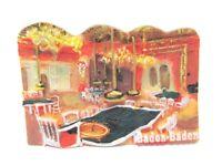Baden Baden Casino 3D Poly Fridge Magnet Souvenir Germany
