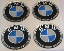 4 X  BMW  FELGENDECKEL AUFKLEBER  60 MM