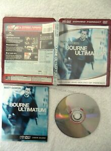 13337 HD DVD - The Bourne Ultimatum (HDDVD and DVD Combo Format)  2007  61101398