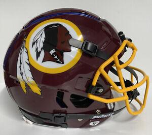 Redskins Full Size Custom Authentic Schutt F7 Football Helmet F7 NEW!!!