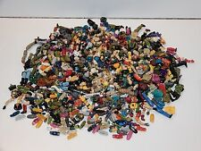 1980s GI JOE BIG LOT OF BODY PARTS - HASBRO