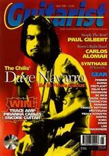 Red Hot Chili Peppers UK 'Guitarist' Interview Clipping