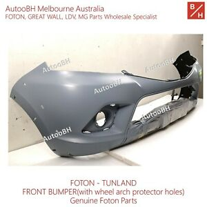 Genuine FOTON Parts TUNLAND Front bumper