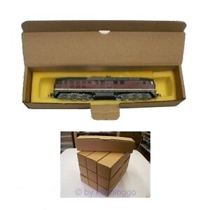 K1 Kartons 10 Stück Verpackungen für Loks und Waggons