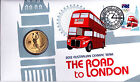 2012 The Road to London 2012 Australian Olympic Team FDC/PNC - Westminster PMK