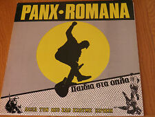 PANX ROMANA- PAIDIA STA OPLA LP GREEK PRESSING 1987 WIPE OUT RECORDS