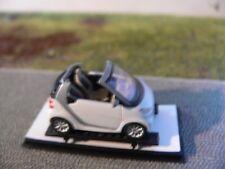 1/87 Busch Smart Fortwo Cabrio 2012 weiß 46271