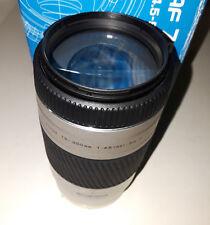 Minolta AF 75-300mm/f4.5-5.6 (D) Macro Lens (BRAND NEW!)