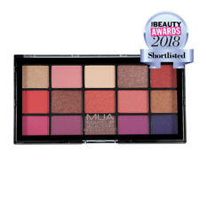 MUA Makeup Academy 15 Shade Eyeshadow Palette in Cosmic Vixen -