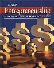 Entrepreneurship and Small Business Management: Student Edition Allen, Kathleen