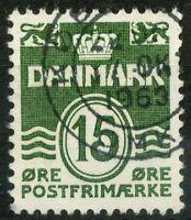 Denmark 1933 SG 272a Used 100%