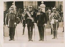 ESPAGNE c. 1930 - Roi Alphonse XIII - Général Berenguer - PRM 215