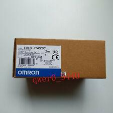 1pcs New Omron Rotary Encoder E6c2 Cwz6c 1000pr 2m