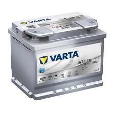 VARTA PLATA dinámico D52 AGM 60ah START-STOP Batería de coche 560901068 NUEVO