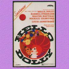 """COLONNA SONORA """" HELLO DOLLY """" MUSICASSETTA NUOVA  CASABLANCA POLYGRAM ITALY"""