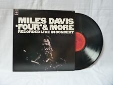 *MILES DAVIS* 'Four' & More Rec. Live in C. LP - JAPAN (1984) 28AP 2837- Ex-/Ex