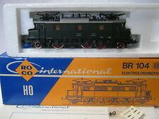 Roco HO 04144 S E - Lok BR 104 020-3 DB (AA/162-20S3/1)