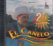 EL CANELO DE SINALOA Y LOS DOS DEL SITIO CD Nuevo Sealed