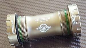 FSA BB-8000 MegaExo Bottom Bracket BB (68mm shell) Gossamer Omega SLK K-Force