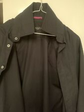 Mens Paul Smith Smart Casual Shirt Black L/Long Sleeve Shirt Size 16/ L