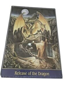 Express Gifts Release Of The Dragon Mythical Magical 1250 Jigsaw Puzzle Sealed