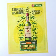 JAMESON / Advert Publicidad Publicite Pubblicita Reklame Whisky Whiskey Spanish