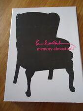 PAUL McCARTNEY Mc CARTNEY MEMORY ALMOST FULL - 2 CDBOITIER format DVD