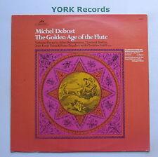 S-60247 - MICHEL DEBOST - The Golden Age Of The Flute - Excellent Con LP Record