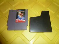 Tecmo Super Bowl Nintendo NES Game Authentic Cleaned & Tested
