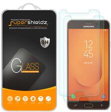 2X Supershieldz for Samsung Galaxy J7 Prime 2 Tempered Glass Screen Protector