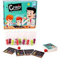 Crazy Scientist Board Game Test Tube Set Logical Thinking Game For Kids Bab BDA