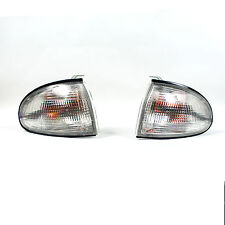 Turn Signal Light Lamp Set(RH & LH) for 1995~1999 Hyundai Accent 3 Door